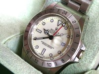 rolex replica explorer2 vintage steve mc queen white dial2
